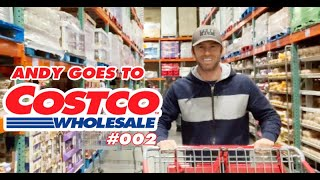 ANDY GOES TO COSTCO: COMEDY SHOW SNACKS
