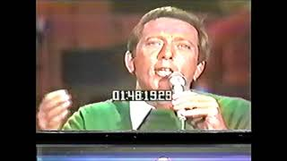 "ANDY WILLIAMS ""CANT HELP FALLIN' In LOVE"" 1970"