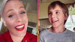 Pink's Daughter Willow BELTS Out Song on TikTok