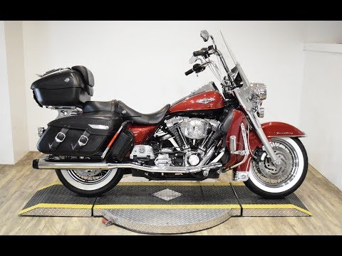 2006 Harley-Davidson Road King® in Wauconda, Illinois - Video 1