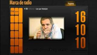 Eduardo AlivertiLos Que FestejanEditorialMarca De Radio 16102010
