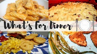 What's For Dinner || Family Meal Ideas pt.3