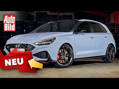 Hyundai i30 N Facelift (2020): Vorstellung - kompakt - Motor - Info