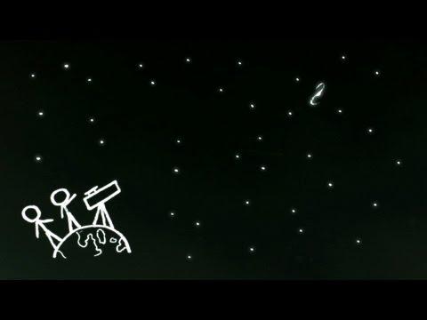 Proč je v noci nebe tmavé?