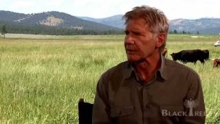 Harrison Ford Interview Cowboys and Aliens