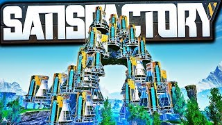 New Satisfactory Creative Mode! - Satisfactory Early Access Gameplay (w/ Mods)