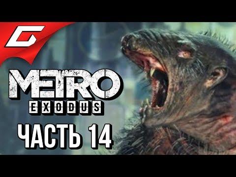 METRO: Exodus (МЕТРО: Исход) ➤ Прохождение #14 ➤ СВИСТАТЬ ВСЕХ НАВЕРХ!