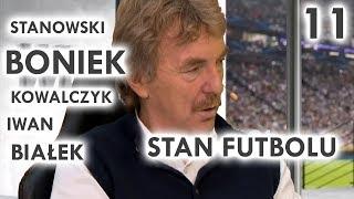 Przepytujemy prezesa Zbigniewa Bońka | Stan Futbolu #11