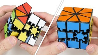 Gear-1 3D Printed Puzzle Unboxing! | YouCube and OskarPuzzle
