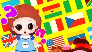 Island song and more kids songs, baby doli nursery rhymes - toyPudding