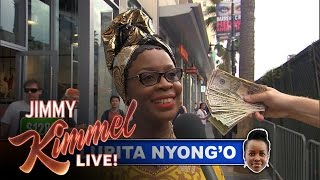 Can You Spell Lupita Nyong'o?