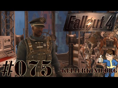 Fallout 4 #075 - Sicherheitsrisiken ★ Let's Play Fallout 4 [HD|60FPS]