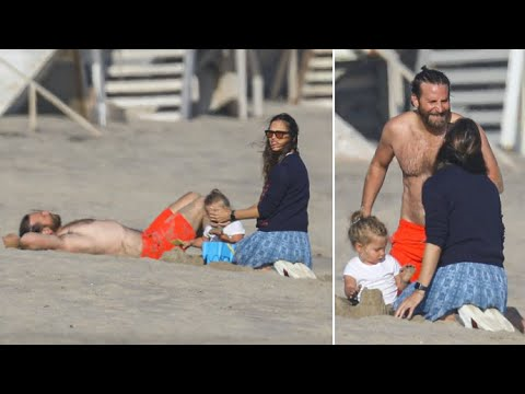 Jennifer Garner Gets Cozy On The Beach With Brad Cooper Amid Rumored Romance