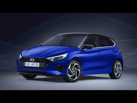 External Review Video gxR8WejdzMI for Hyundai i20 Hatchback (3rd-gen, 2020)