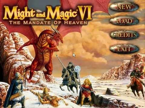 Герои магии и меча вперед и внутрь
