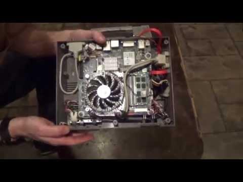 HTPC inside NES case build (part 4)