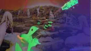 Buckethead Soothsayer MTX Remix Live@ Gothic 9-28-2012 Led Zeppelin Jimmy Page Remix