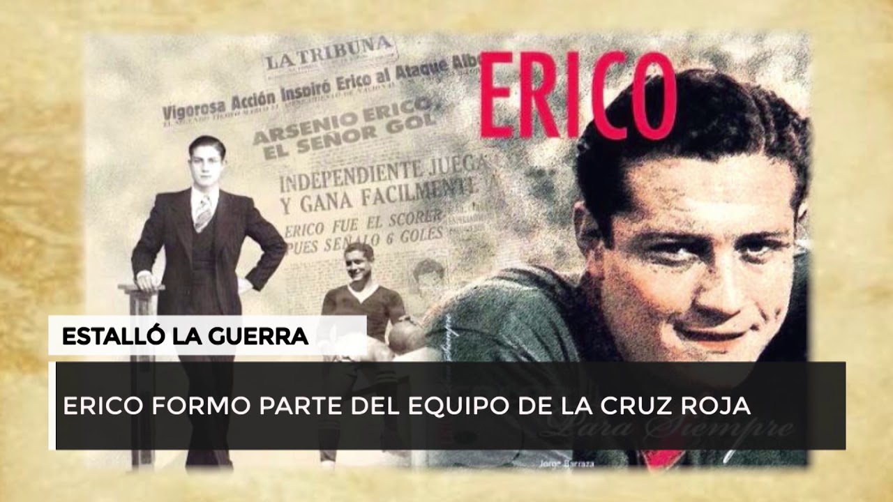 Arsenio Erico