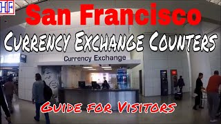 San Francisco - Currency Exchange Guide (TRAVEL GUIDE) | Episode# 4