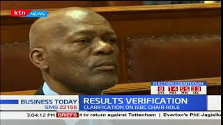 Supreme court rules that Chebukati can only flag off errors and not amend electoral laws