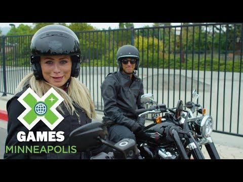 Learn To Ride with Kelvin Hoefler | X Games Minneapolis 2018 | Harley-Davidson