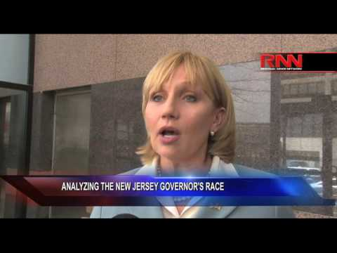 Analyzing the New Jersey Governor's Race