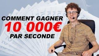 NORMAN - COMMENT GAGNER 10000€ PAR SECONDE