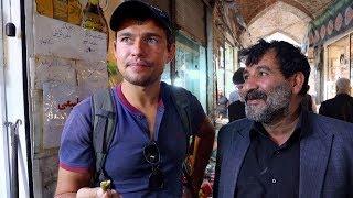 #1 Иран. Отношение к Русским. Тебриз. Восточный базар