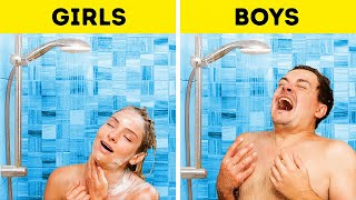 GIRLS vs BOYS    A REAL DIFFERENCE NO ONE TELLS YOU ABOUT