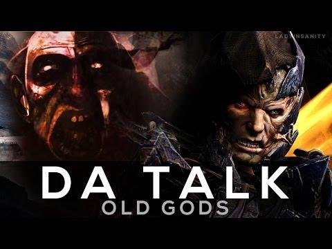 Dragon Age: Staří Bohové