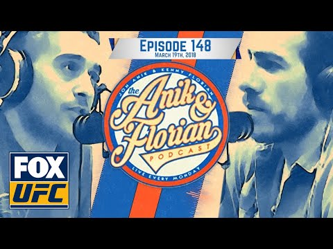 UFC London Recap, Luke Thomas, Dan Hardy | EPISODE 148 | ANIK AND FLORIAN PODCAST