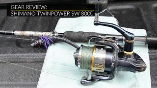 Shimano twin power sw 8000