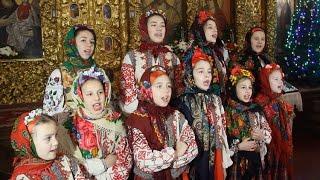 У Житомирі відбувся обласний дитячий фестиваль автентичних колядок та щедрівок «Янголи віншують»