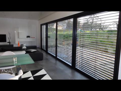 Nexthome Création - Maison d'architecte design à toit-plat