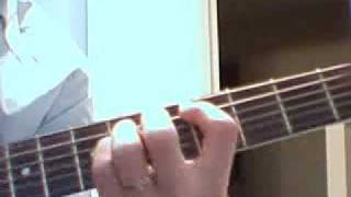 Who named the days? - Arab Strap - Guitar (EADGBe)