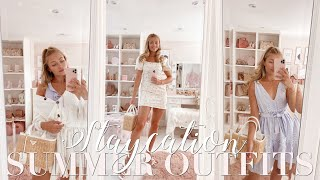 10 Summer Staycation Outfits! ~ Freddy My Love
