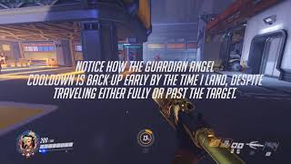 "Reworked Mercy Trick: ""Slingshot"" Guardian Angel (Angel Bouncing)"