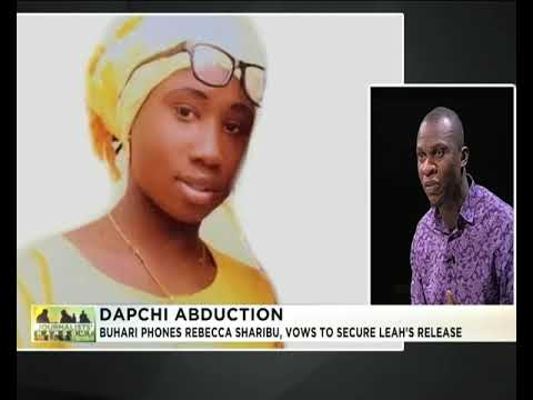 Journalists' Hangout 4th Oct. 2018| Dapchi Girl Abduction