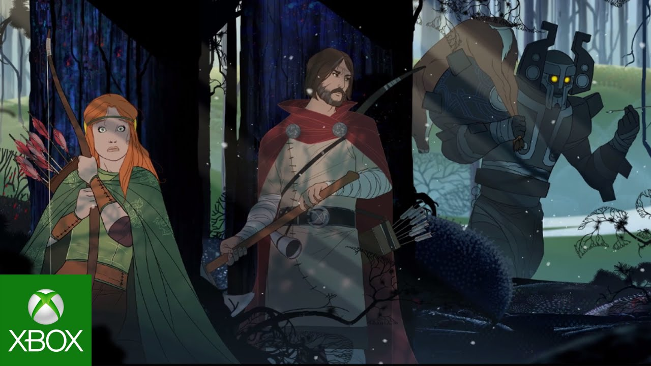 Epic Viking Rpg The Banner Saga Is Coming Soon To Xbox One