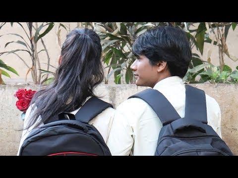 VALENTINE'S DAY SHORT FILM | SCHOOL LOVE STORY || MOHAK MEET