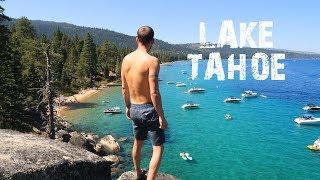SUMMER IN LAKE TAHOE - CALIFORNIA (Drone & GoPro)