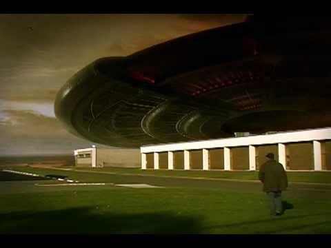 Alien Ship Visual Effect and Breakdown