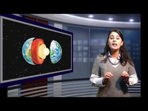 الموجات الزلزالية علوم الحياة والأرض السنة الثانية إعدادي