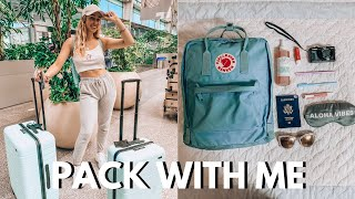 pack with me for study abroad!! seoul, south korea