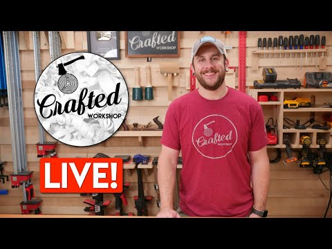Crafted Workshop Live! Let's Talk Home Renovation