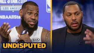 Skip, Shannon and NBA champ Eddie House go back and forth about who the GOAT really is | UNDISPUTED