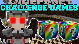 Minecraft: VALKYRIE CHALLENGE GAMES - Lucky Block Mod - Modded Mini-Game