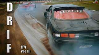 Fast ???? Drift Vol. III | FPV Banggod DJI Chase | GoPro Hero