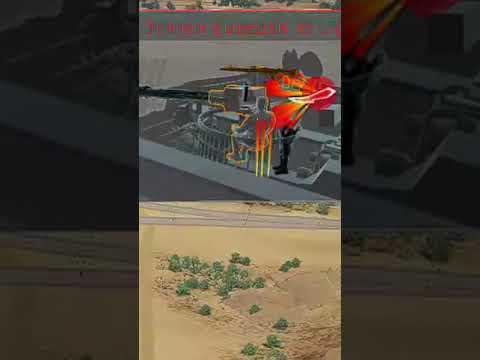 Мощная струя Ми-24 против Class- 3P