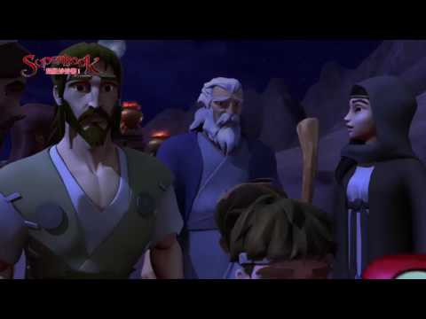 超級妙妙書 I:十誡—摩西